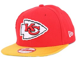 Kansas City Chiefs NFL Sideline 9Fifty Snapback - New Era