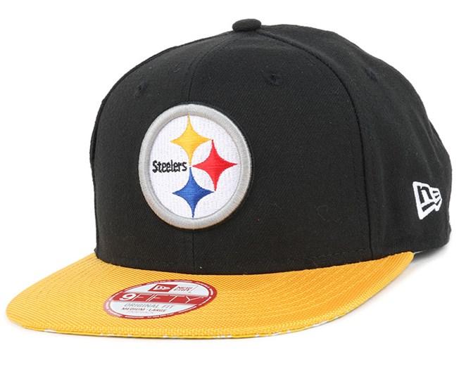 Pittsburgh Steelers NFL Sideline 9Fifty Snapback - New Era