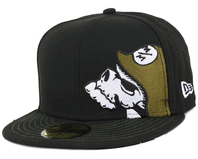 Radical Black 59Fifty - Metal Mulisha