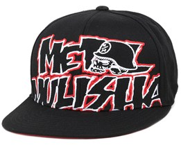 Affilation Black Fitted - Metal Mulisha