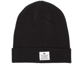 Standard Issue Black Beanie - Emerica
