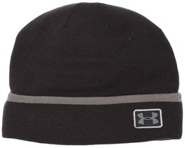 Sideline Black Beanie - Under Armour