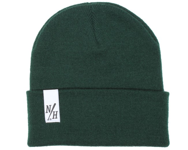 The Batts 2 Warm Green Beanie - Northen Hooligans