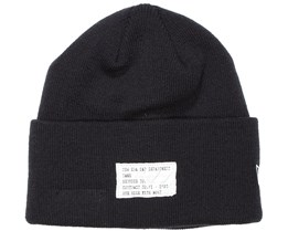 Over Cuff Navy Beanie - New Era