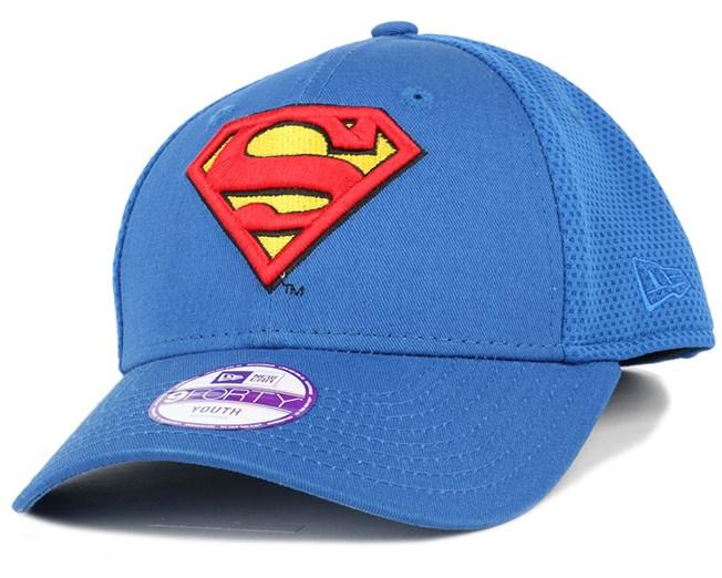 Kids Superman Mesh Hero 940 Adjustable - New Era