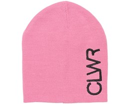 Logo Bubblegum Beanie - Colour Wear