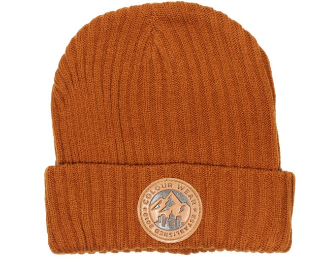 Badge Adobe Beanie - Colour Wear