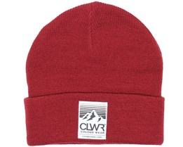 Puppet Burgundy Beanie - Colour Wear