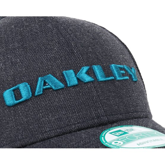 oakley heather hat aurora blue