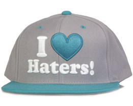 Haters Grey/Teal - DGK