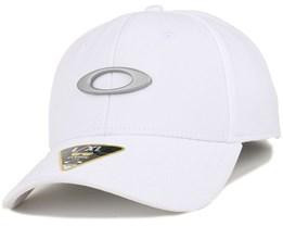 Tincan White/Grey Flag Flexfit - Oakley