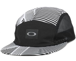 Performance Black/White 5-Panel - cOakley