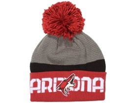 Arizona Coyotes Team Pom Knit - Reebok