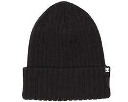 Fish N Destroy Black Beanie - DC