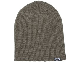 Backbone Dark Brush Beanie - Oakley