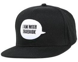 Quote Black Snapback - Appertiff