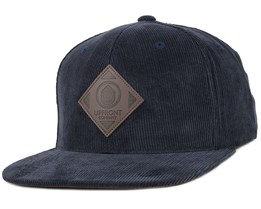 Offspring Cord Navy Blue Snapback - Upfront
