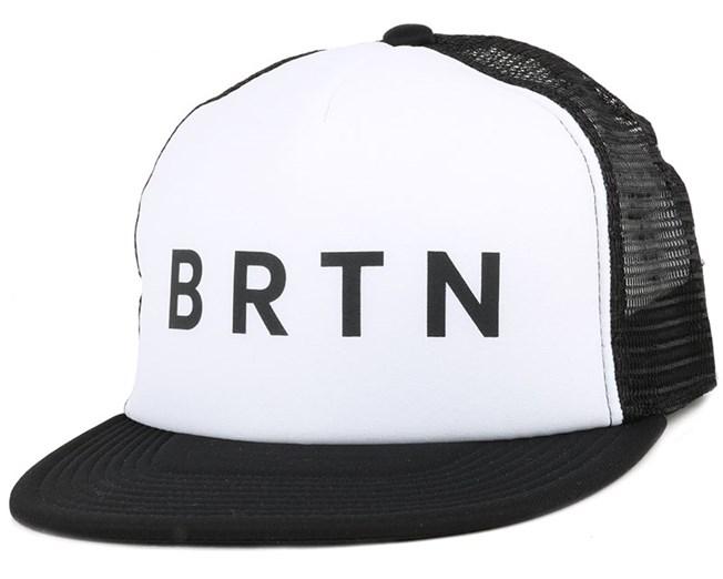 I-80 Stout White BRTN Snapback - Burton