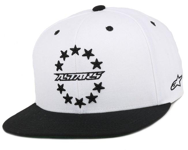 Ace White Snapback - Alpinestars lippis - Hatstore.fi e4a5d8d30e