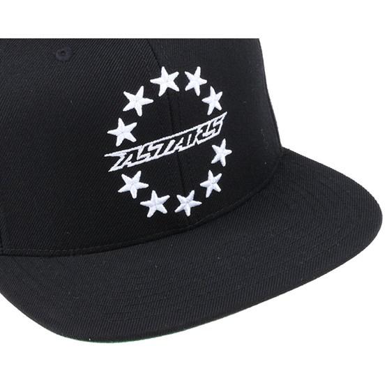 Ace Black Snapback - Alpinestars lippis - Hatstore.fi 3c572c78a1