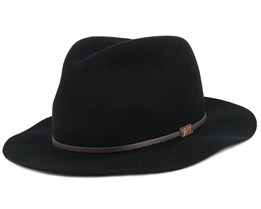 Jackman Black Trilby - Bailey
