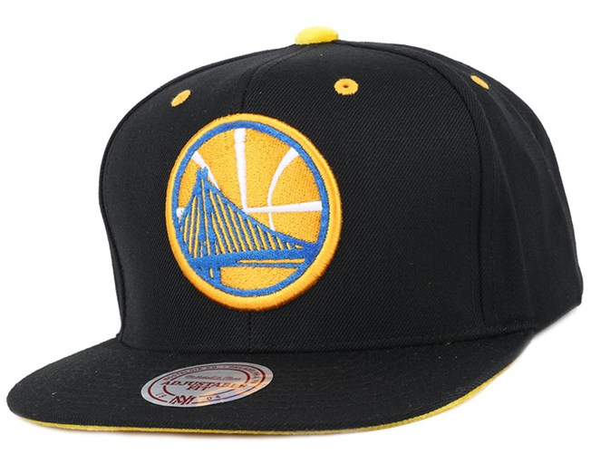 f1801cdde9d531 free shipping golden state warriors hat mitchell and ness beanie b6a86 23790