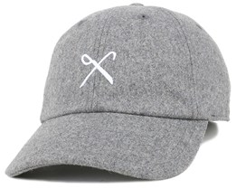 Handcraft Peak Grey Adjustable - King Apparel