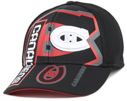 Montreal Canadiens Cool N Dry Adjustable - Reebok