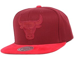 Chicago Bulls Max Snapback - Mitchell & Ness