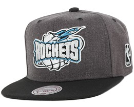 Houston Rockets G3 Logo Snapback - Mitchell & Ness