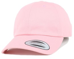 Low Profile Cotton Twill Pink Adjustable - Yupoong