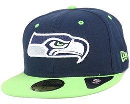 Seattle Seahawks Team Classic 59Fifty - New Era