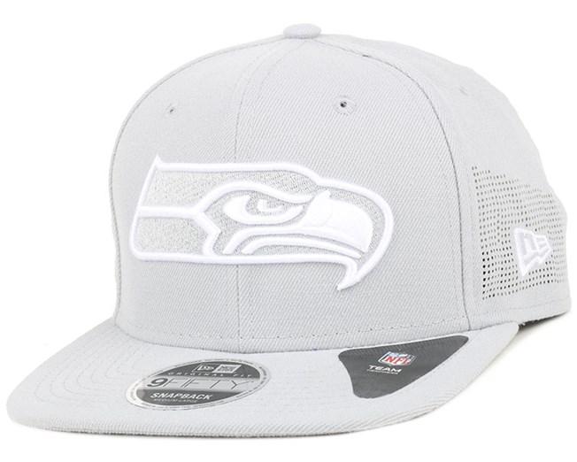 Seattle Seahawks NFL Side Performance 9Fifty Snapback - New Era