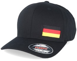 Germany Flag Side Black Flexfit - Iconic