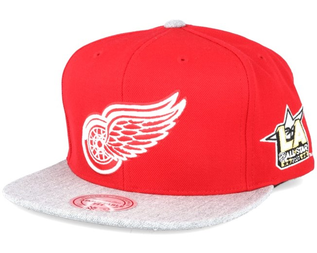 quality design 8f0ad a4164 ... discount detroit red wings nhl 2017 asg 2t snapback mitchell ness e1a30  8b40c