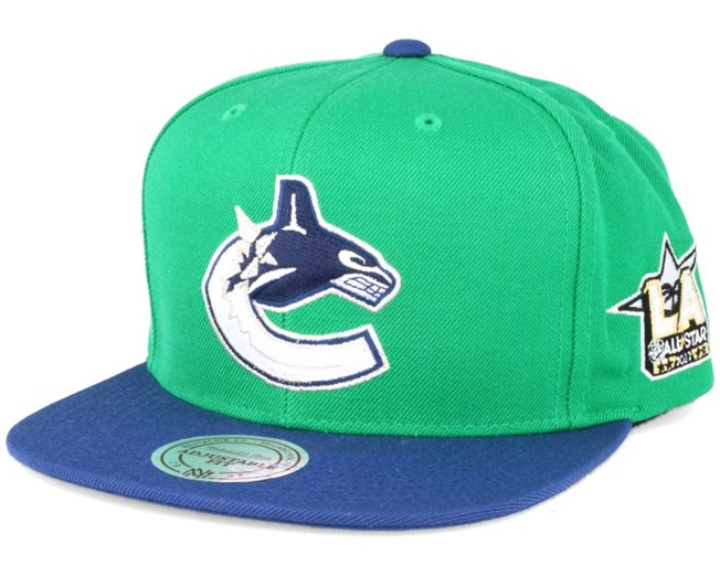 Vancouver Canucks NHL 2017 ASG 2T Snapback - Mitchell & Ness