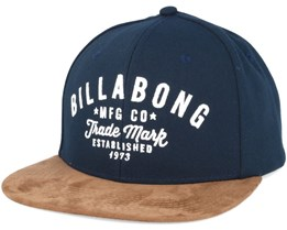 Sama Navy Snapback - Billabong