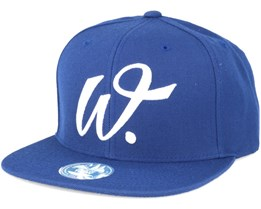 Fulton Street Navy Blue Snapback - State Of Wow