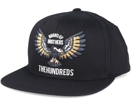 Cycle Black Snapback - The Hundreds