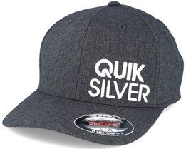 Sideform Black Flexfit - Quiksilver