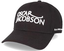 Golf Black Adjustable - Oscar Jacobson