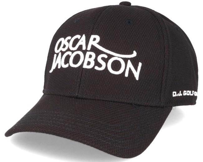 Golf Black Adjustable - Oscar Jacobson