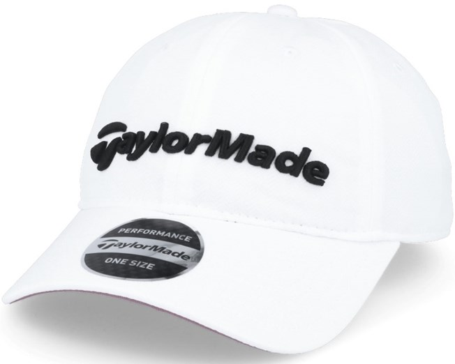 Radar Woman White/Pink Adjustable - Taylor Made