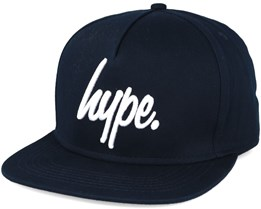 Mountain Trails Navy Snapback - Hype