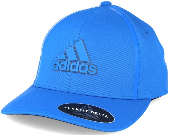 Delta Blast Blue Flexfit - Adidas