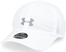 Shadow Cap 2.0 White Adjustable - Under Armour