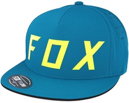 Moth Maui Blue Snapback - Fox