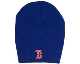 Boston Red Sox Gathered Slouch Mössa - New Era
