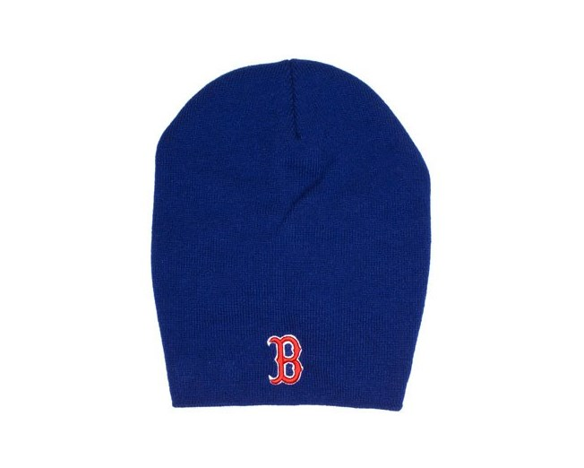 Boston Red Sox Gathered Slouch Mössa - New Era