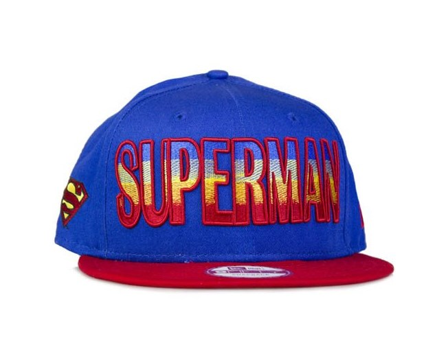 Superman Hero Fade 9Fifty - New Era